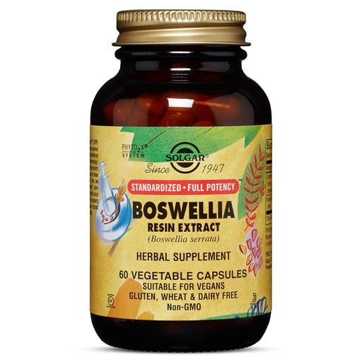 Solgar- SFP Boswellia Resin Extract Vegetable Capsules- 60