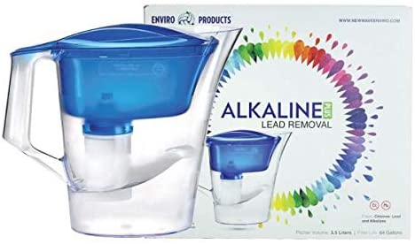 New Wave Enviro- Alkaline Plus Pitcher