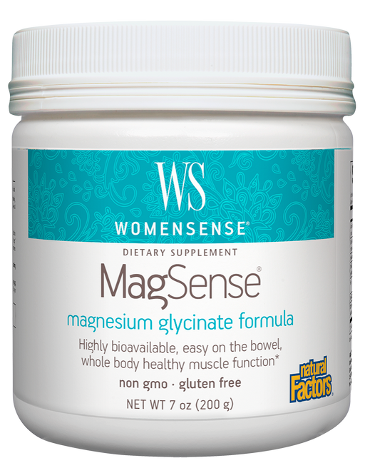 Natural Factors-MagSense® Drink Mix 7 OZ