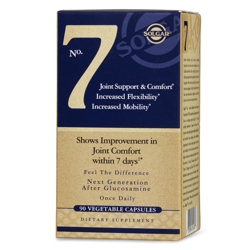 Solgar- Solgar® No. 7 Vegetable Capsules- 90