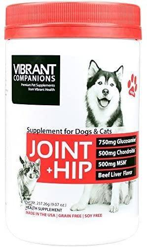 Vibrant Health - Vibrant Companions- 30 servings - Highland Health Foods