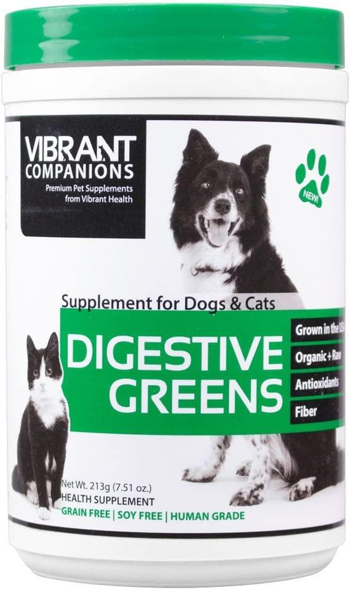 Vibrant Health - Digestive Greens For Pets - - Highland Health Foods