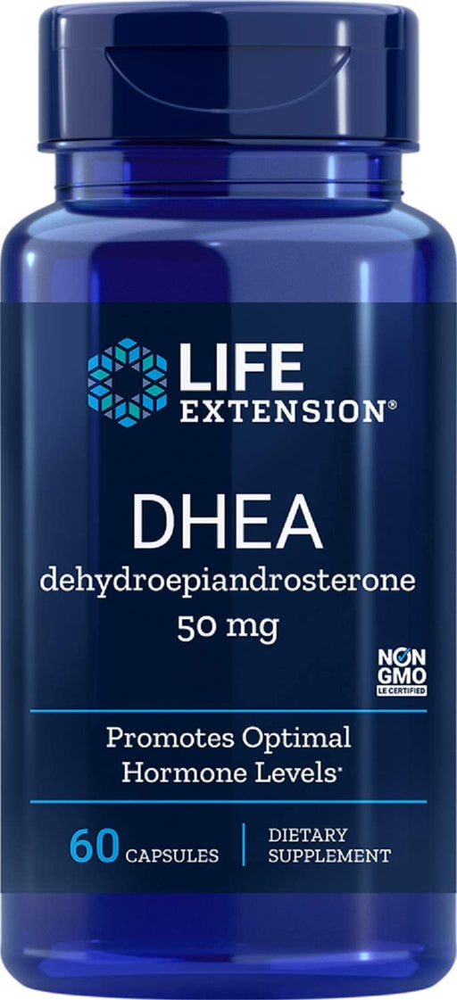 Life Extension - DHEA 50 MG 60 CAPSULES