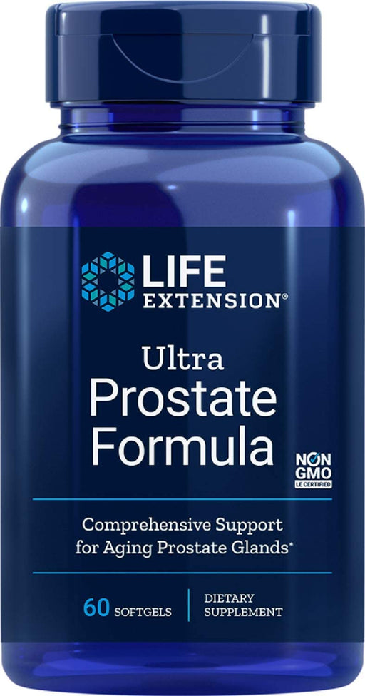 Life Extension - ULTRA PROSTATE 60 SOFTGELS