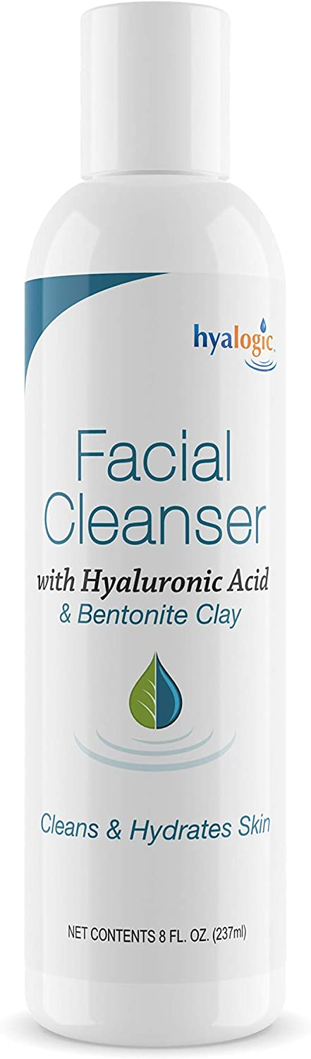 Hyalogic - Hyaluronic Acid Facial Cleanser – Moisturizing - 8 oz