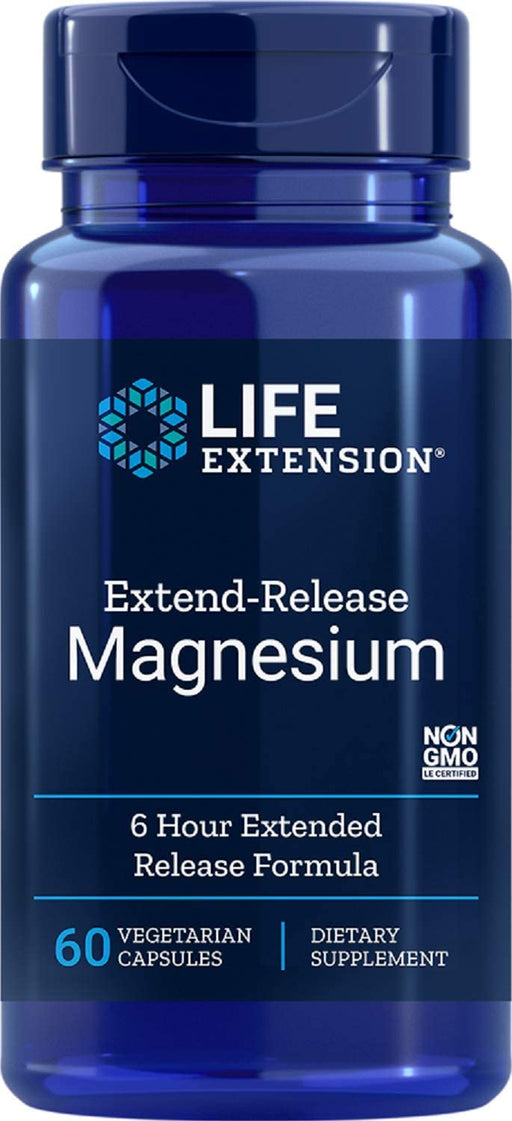 Life Extension - EXTEND-RELEASE MAGNESIUM 60 Vcaps