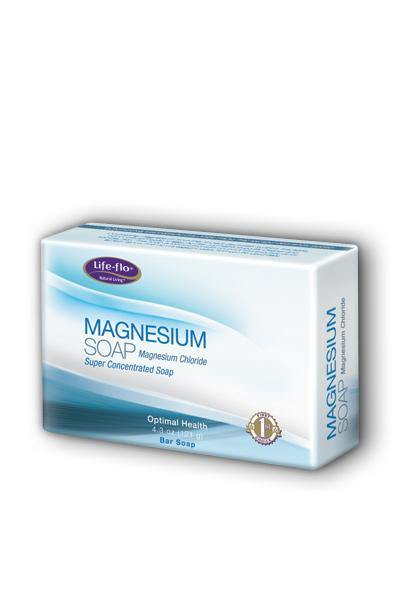 LifeFlo- Magnesium Soap, 4.3 oz.