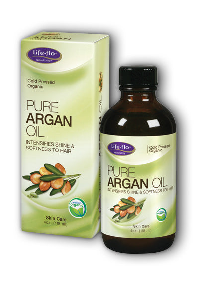 LifeFlo  -Pure Argan Oil Organic - 4oz