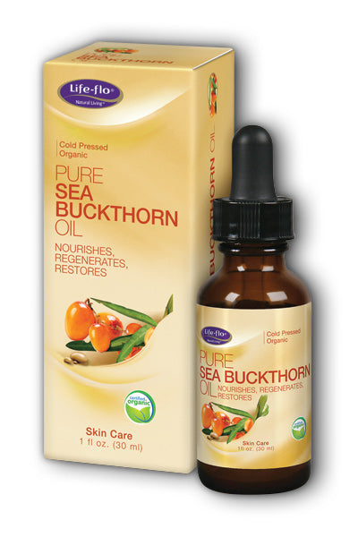 LifeFlo- Sea Buckthorn Oil , 1 oz