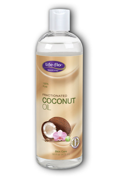 LifeFlo- Coconut Fractionated, Oil , 16 oz