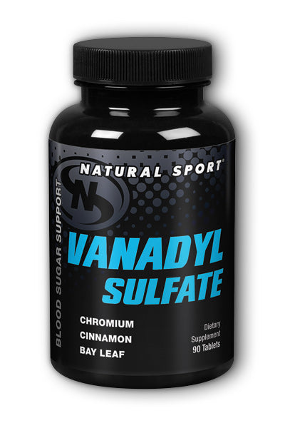 Natural Sport  -Vanadyl Sulfate 90ct