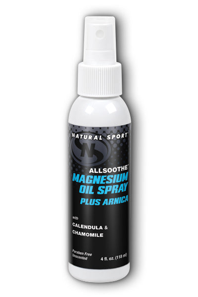Natural Sport  -Magnesium Oil Plus Arnica 4oz
