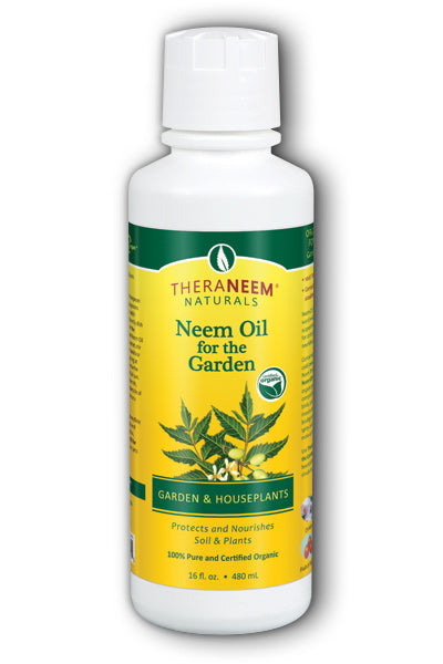 Organix South  -Neem Oil for the Garden 16oz