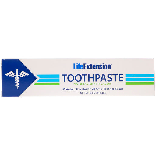 Life Extension - LIFE EXTENSION TOOTHPASTE 4 OZ