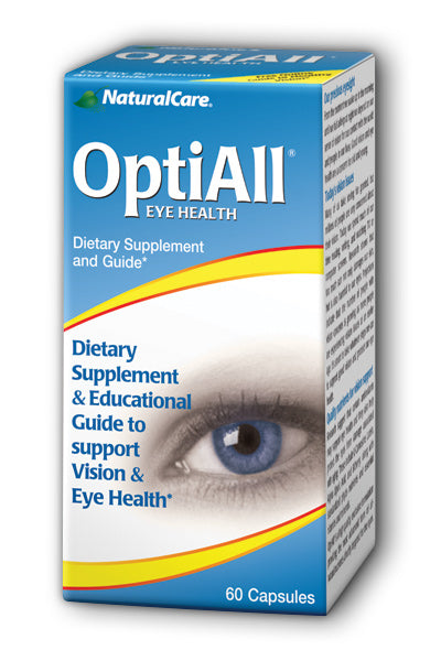 NaturalCare  -OptiAll 60ct