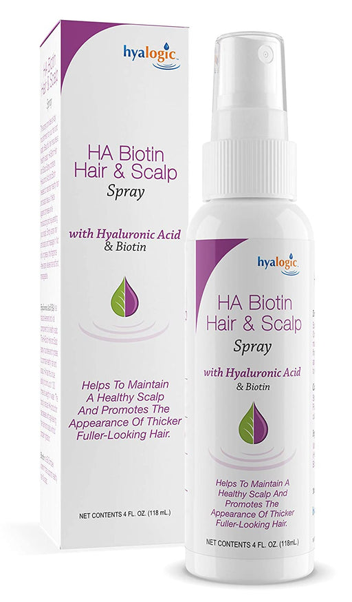 Hyalogic - Biotin & HA Hair Thickening Spray - 4 fl oz