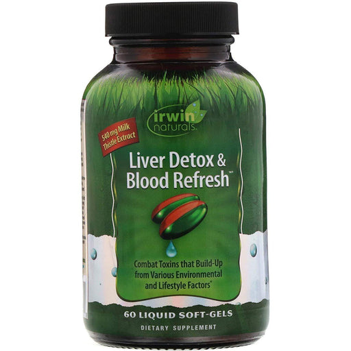 Irwin Naturals - Liver Detox & Blood Refresh