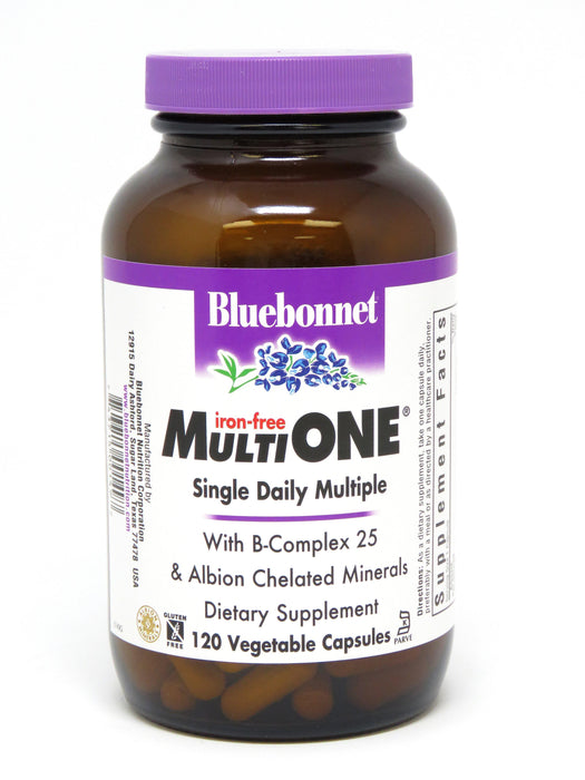 Blue Bonnet- MULTI ONE® (Iron Free)120