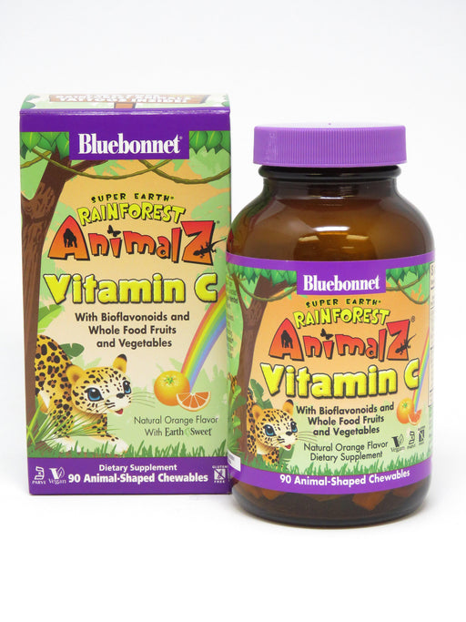Blue Bonnet- SUPER EARTH® VIT C RAINFOREST AN