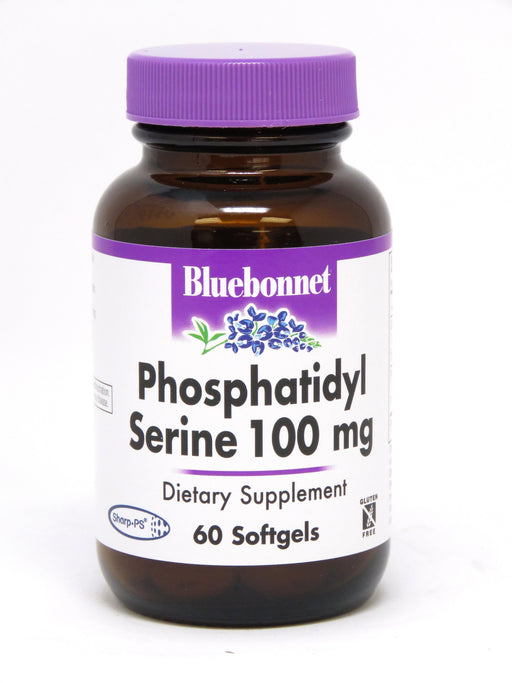 Blue Bonnet- PHOSPHATIDYL SERINE 100 mg60