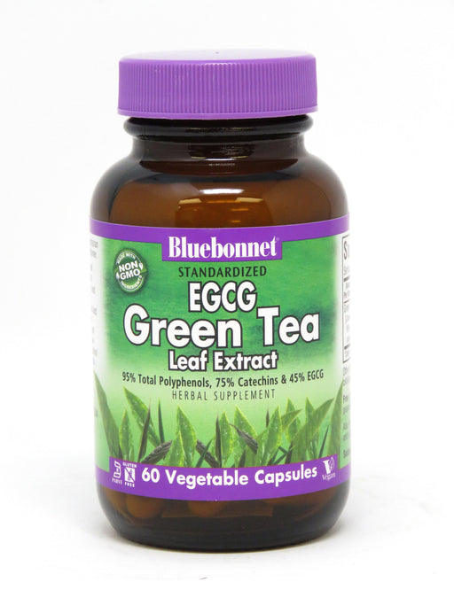 Blue Bonnet- STANDARDIZED EGCG GREEN TEA LEA60