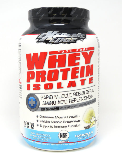 Blue Bonnet- EXTRME EDGE WHEY PRO ISOLAt2.2 lb