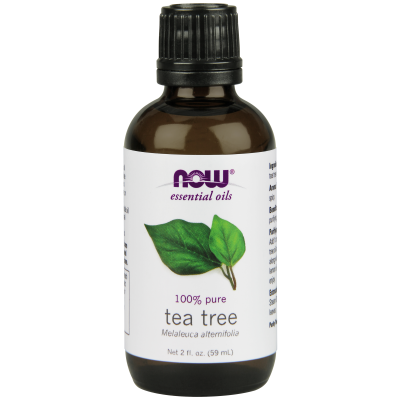 NOW FOODS - TEA TREE OIL  2 OZ