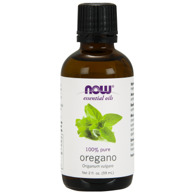 NOW FOODS - OREGANO OIL  2 OZ