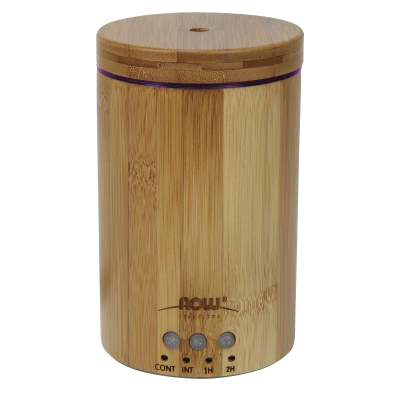 NOW FOODS - ULTRASONIC REAL BAMBOO DIFFUSER
