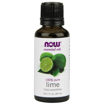 NOW FOODS - LIME OIL  1 OZ