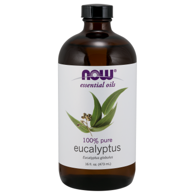 NOW FOODS - EUCALYPTUS OIL  16 OZ
