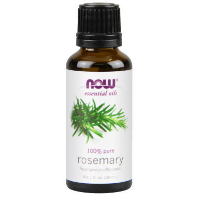 NOW FOODS - ROSEMARY OIL  1 OZ