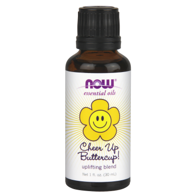 NOW FOODS - CHEER UP BUTTERCUP UPLIFTING OILS 1 OZ