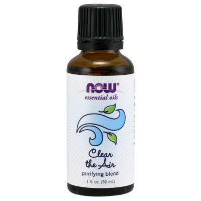 NOW FOODS - CLEAR THE AIR PURIFYING OILS 1 OZ