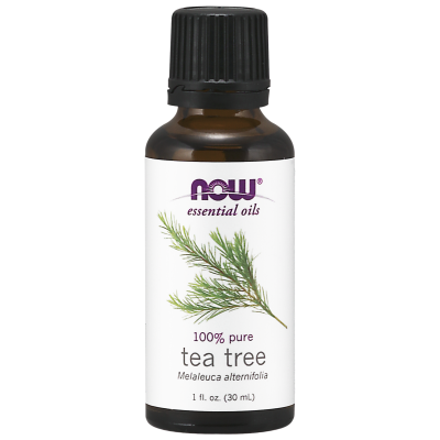 NOW FOODS - TEA TREE OIL  1 OZ