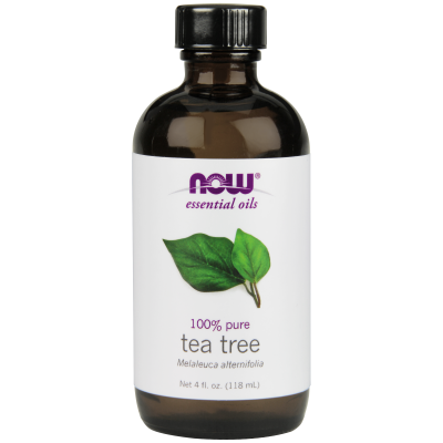 NOW FOODS - TEA TREE OIL  4 OZ