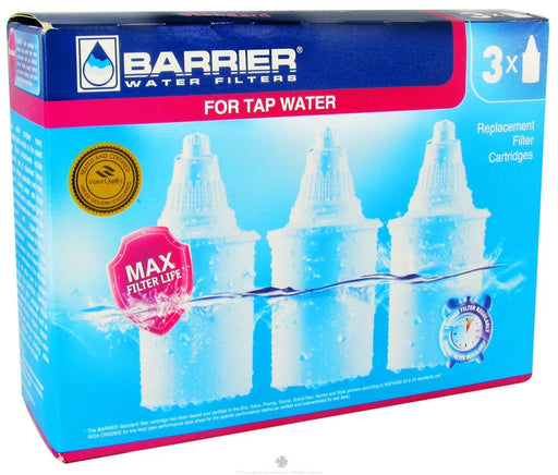 New Wave - Barrier Replacement Filter 3 pack