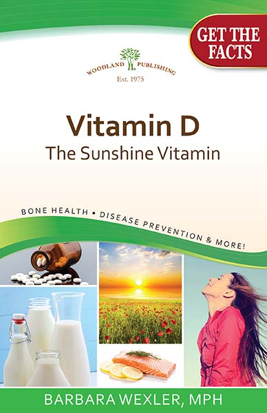 Woodland -Vitamin D 40pgs