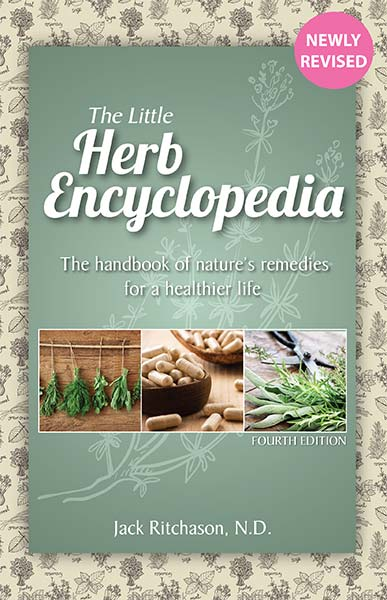 Woodland -Little Herb Encyclopedia, 4th Ed 528pgs