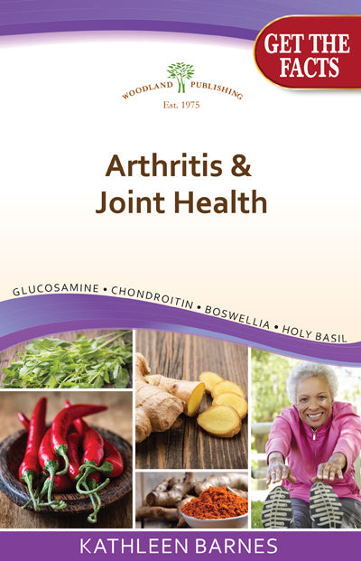 Woodland -Arthritis and Joint Health 34pgs
