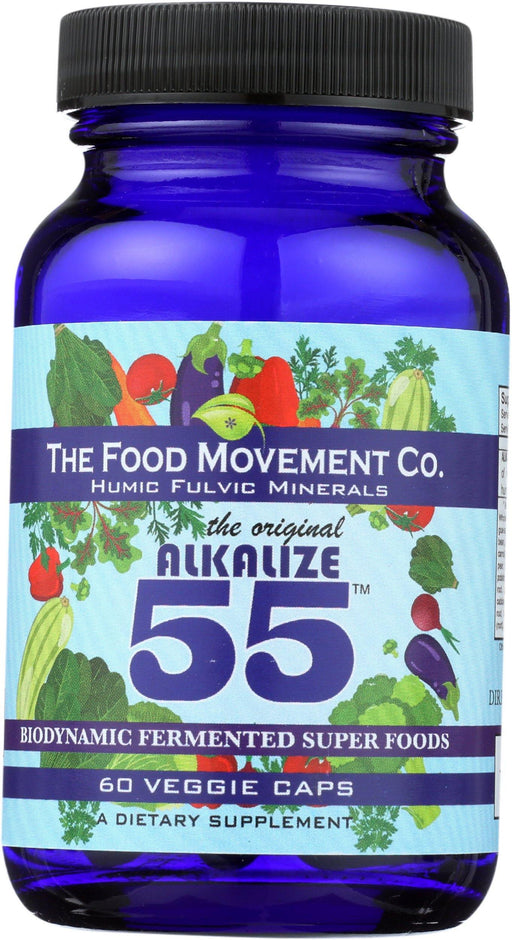 ALKALIZE 55 - 60 vegcaps - The Food Movement