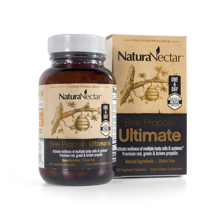 NaturaNectar - Bee Propolis Ultimate - Highland Health Foods