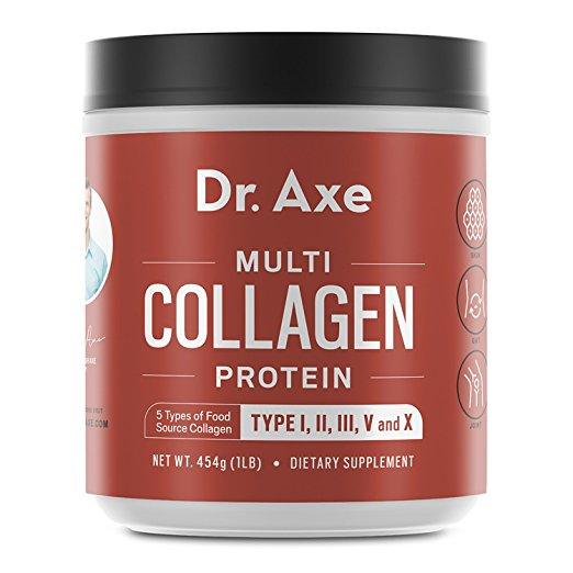 Dr. Axe Multi-Collagen Protein Powder
