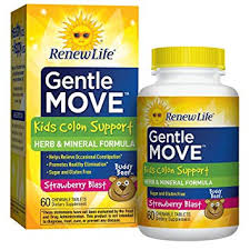 Renew Life - Gentle Move 60 ct