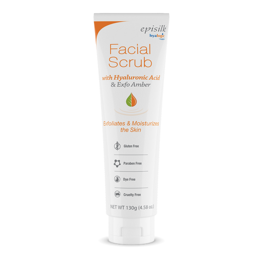 Hyalogic- Episilk Facial Scrub - 4.58 fl oz