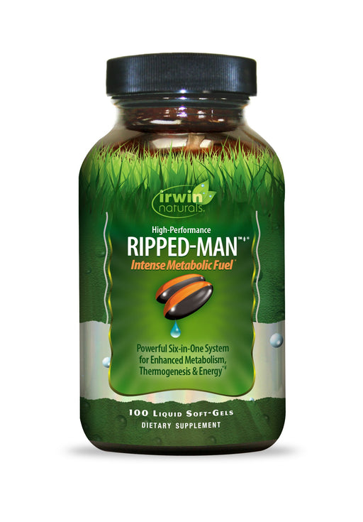High-Performance Ripped-Man