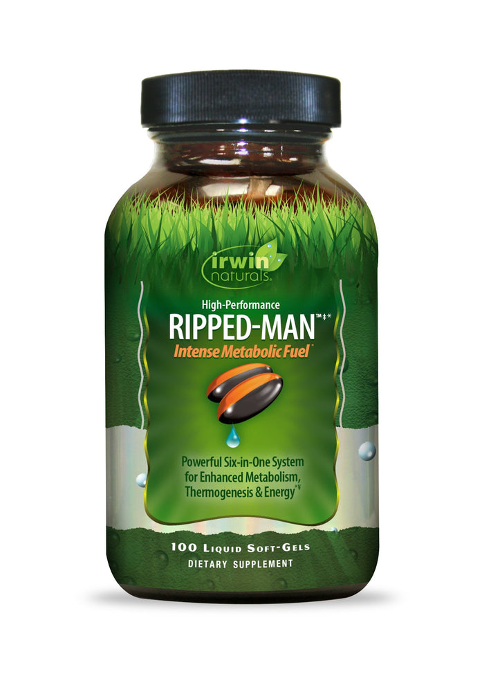 Irwin Naturals - High-Performance Ripped-Man