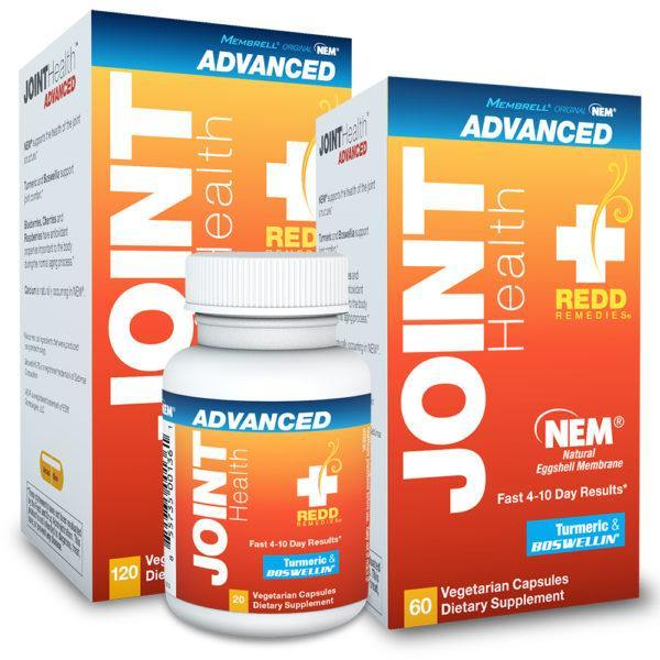 Redd Remedies - Joint Health Advanced 120 cap - Highland Health Foods