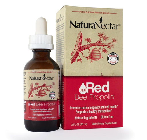 NaturaNectar - Liquid Red Bee Propolis Liquid