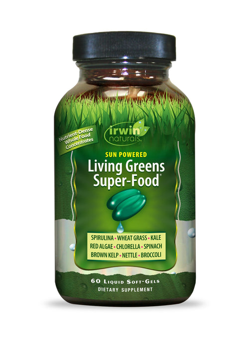 Living Greens Super-Food (formally Greens & Greens Phyto-Food Energy)